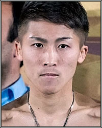 NAOYA INOUE HONORED TO PARTICIPATE IN WBSS BANTAMWEIGHT TOURNAMENT: