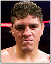 NICK DIAZ HAS A CHANGE OF HEART; BOWS OUT OF BOXING DEBUT