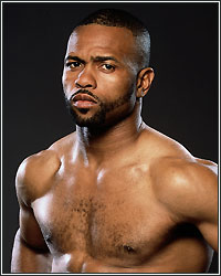 ROY JONES JR. SAYS HE'S THE DRAW, BUT IS HE?