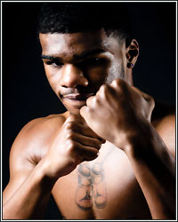 LIGHTWEIGHT RYAN MARTIN LOOKS TO STAND OUT FROM THE SEA OF PROSPECTS WHEN HE MAKES FEBRUARY 7 RETURN