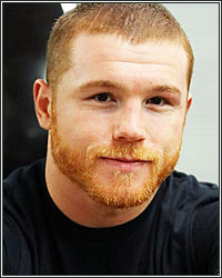 CANELO PUTS SEPTEMBER FIGHT ON HOLD TO FIND