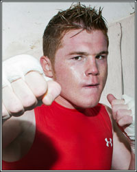 WILL CANELO ALVAREZ BE