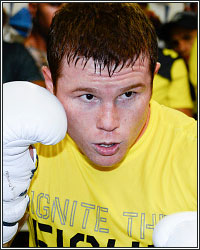 CANELO ALVAREZ VS. JULIO CESAR CHAVEZ JR. DONE DEAL FOR CINCO DE MAYO WEEKEND SHOWDOWN