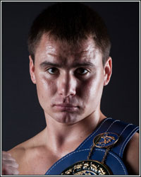SERGEY RABCHENKO CANNOT WAIT TO WOW HOME FANS