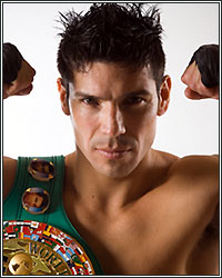SERGIO MARTINEZ RECOVERING WELL AFTER  SUCCESSFUL SURGERY