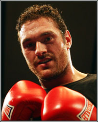 FURY READY TO BREAK USTINOV, THE MAN WHO BROKE CHISORA'S HAND