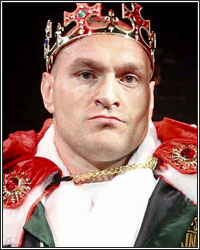 NOTES FROM THE BOXING UNDERGROUND: FURY IS KING