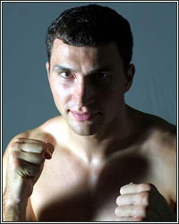 WLADIMIR KLITSCHKO TO DEFEND TITLES AGAINST FRANCESCO PIANETA ON MAY 4