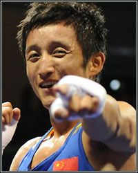 CHINESE BOXING REJUVENATED WITH ZOU SHIMING GOING PRO AND ZHONG WINNING WORLD TITLE